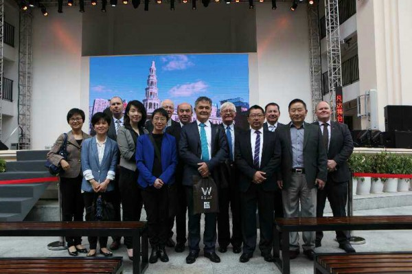 2017 Trip to Shanghai with Dunedin City Delegation