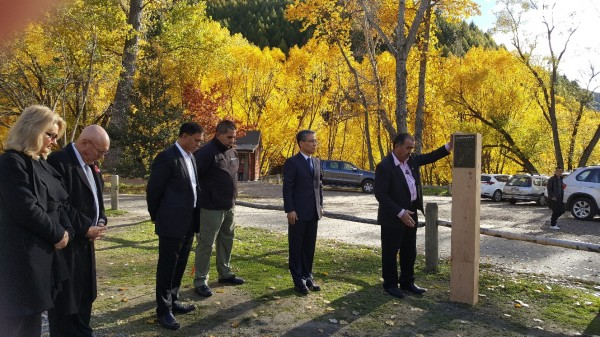 Arrowtown Chinese Settlement Launch